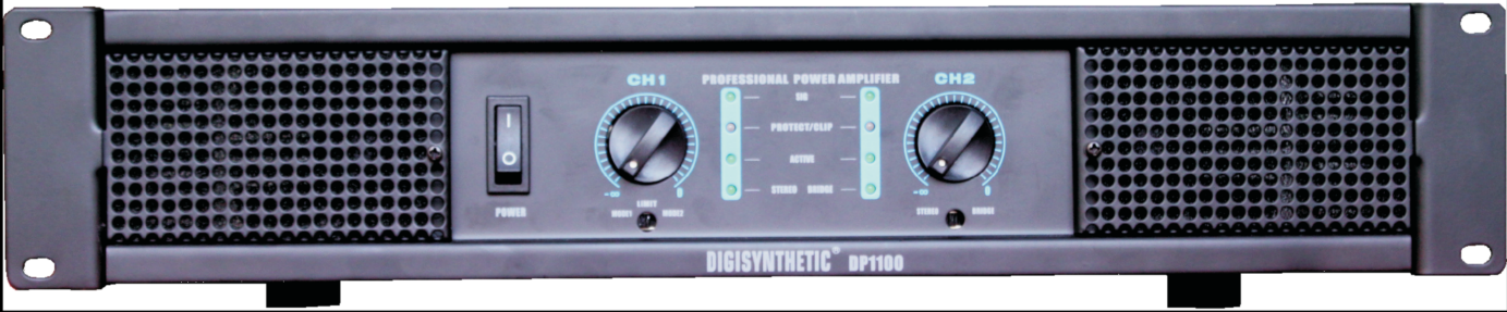 DH500/700/900 DH1200/1400/1800 DH Series Stereo Power Amplifie